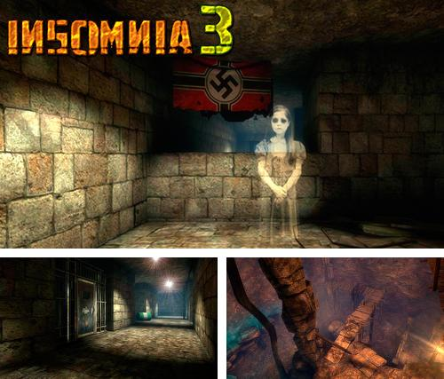 In addition to the game Abandoned horror hospital 3D for Android phones and tablets, you can also download Insomnia 3 for free.