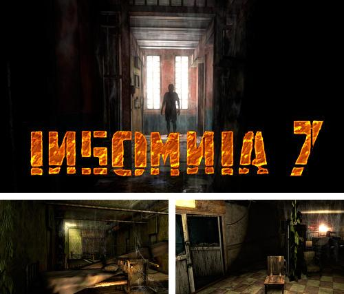 Alem do jogo Segredo da mansão de Harrow para telefones e tablets Android, voce tambem pode baixar Insônia 7: Fuga do hospital psiquiátrico, Insomnia 7: Escape from the mental hospital gratuitamente.