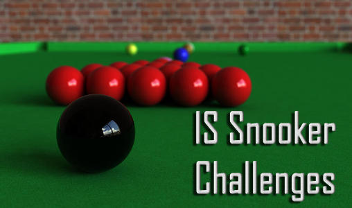 International snooker challenges