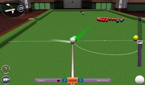 Kostenloses Android-Game Internationale Snooker Meisterschaft. Vollversion der Android-apk-App Hirschjäger: Die International snooker challenges für Tablets und Telefone.