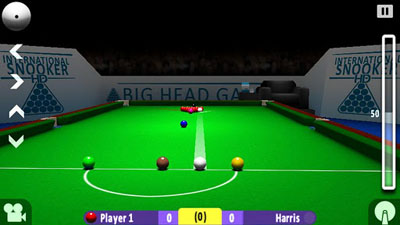 International Snooker HD скриншот 2