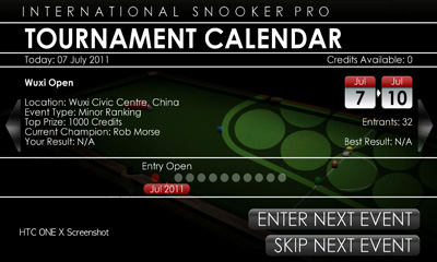 Jouer à International Snooker Pro THD pour Android. Téléchargement gratuit de International Snooker Pro.