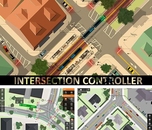 In addition to the game Firefighters in Mad City for Android phones and tablets, you can also download Intersection controller for free.