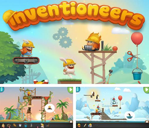 In addition to the game Sprinkle Islands for Android phones and tablets, you can also download Inventioneers for free.