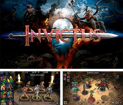 In addition to the game Runes of magic for Android phones and tablets, you can also download Invictus for free.