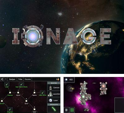 In addition to the game Starship Battles for Android phones and tablets, you can also download Ionage for free.