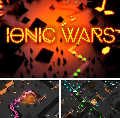 Ionic wars: Tower defense strategy