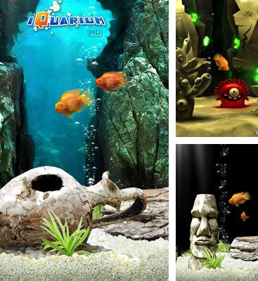 In addition to the game Tap Fish for Android phones and tablets, you can also download iQuarium for free.
