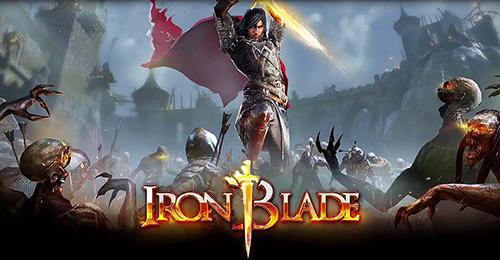 Iron blade: Medieval legends poster
