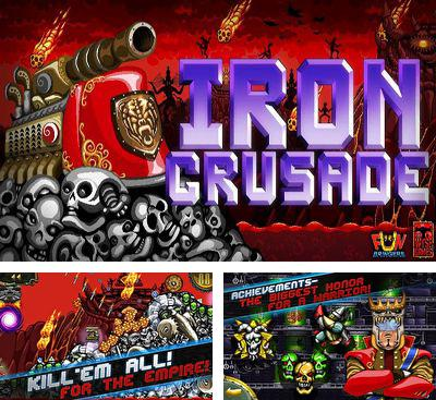 In addition to the game Konas Crate for Android phones and tablets, you can also download Iron Crusade for free.