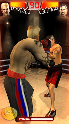 Iron fist boxing lite: The original MMA game screenshot 3