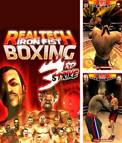 Iron fist boxing lite: The original MMA game