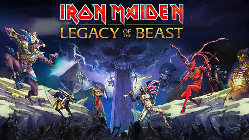 Iron Maiden Legacy Of The Beast Pour Android à Télécharger
