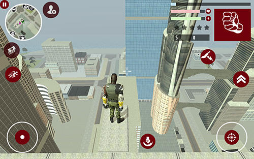 Screenshots von Iron punch für Android-Tablet, Smartphone.