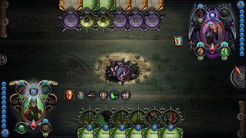 Kostenloses Android-Game Ironbound. Vollversion der Android-apk-App Hirschjäger: Die Ironbound für Tablets und Telefone.