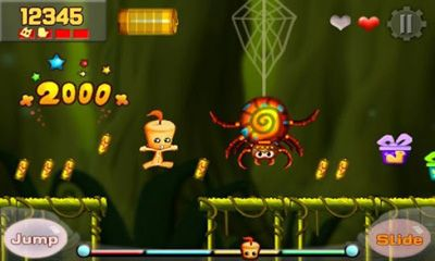 iRunner screenshot 1