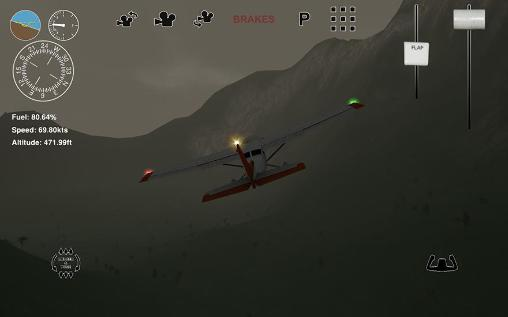 Island bush pilot 3D screenshot 1