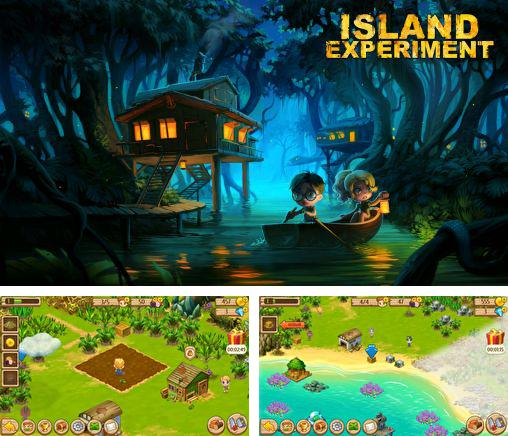 In addition to the game Oasis The Last Hope for Android phones and tablets, you can also download Island experiment for free.