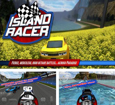 In addition to the game Furious Wheel for Android phones and tablets, you can also download Island Racer for free.