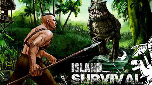 Island survival: Hunt, craft, survive poster