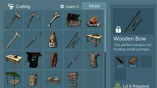 Island survival: Hunt, craft, survive screenshot 1