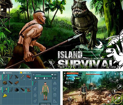 Island survival: Hunt, craft, survive