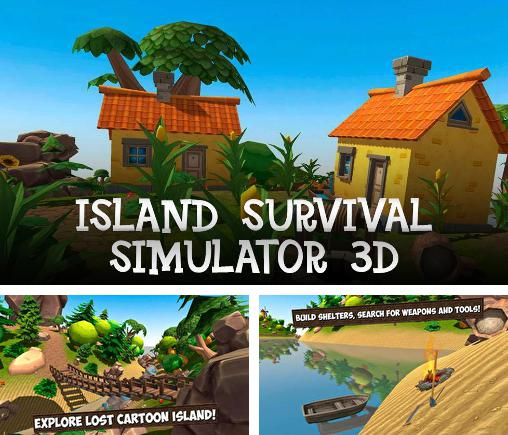 In addition to the game Survival: Dead city for Android phones and tablets, you can also download Island survival simulator 3D for free.