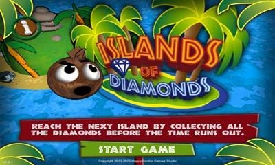 Islands of Diamonds обложка