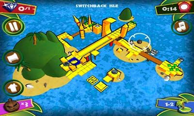 Islands of Diamonds screenshot 1