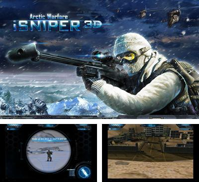 In addition to the game SniperTarget in sight for Android phones and tablets, you can also download iSniper 3D Arctic Warfare for free.