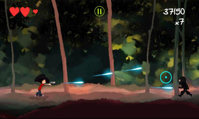 Jack Vs Ninjas screenshot 1