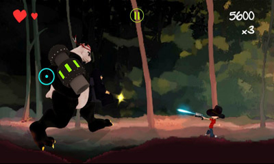 Jack Vs Ninjas screenshot 2