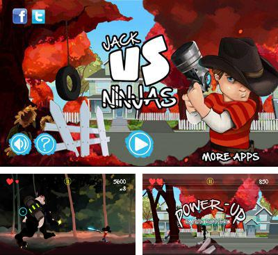 In addition to the game Roller Rally - Snake Pass for Android phones and tablets, you can also download Jack Vs Ninjas for free.