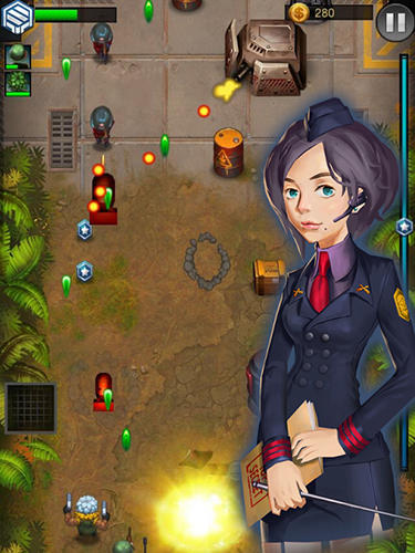 Screenshots von Jackals: Impossible clash mission für Android-Tablet, Smartphone.