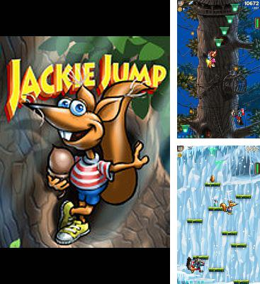In addition to the game Jet Raiders for Android phones and tablets, you can also download Jackie Jump for free.