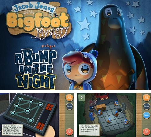 Alem do jogo Zoológico de zumbis para telefones e tablets Android, voce tambem pode baixar Jacob Jones e o mistério de Pé Grande: Prólogo - Uma colisão à noite, Jacob Jones and the bigfoot mystery: Prologue - A bump in the night gratuitamente.