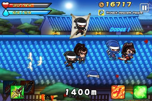 Jade ninja screenshot 1