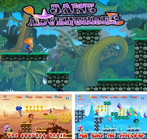 In addition to the game Zombie Ace for Android phones and tablets, you can also download Jake adventures for free.
