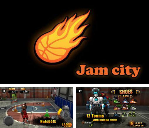 In addition to the game Streetball for Android phones and tablets, you can also download Jam city for free.