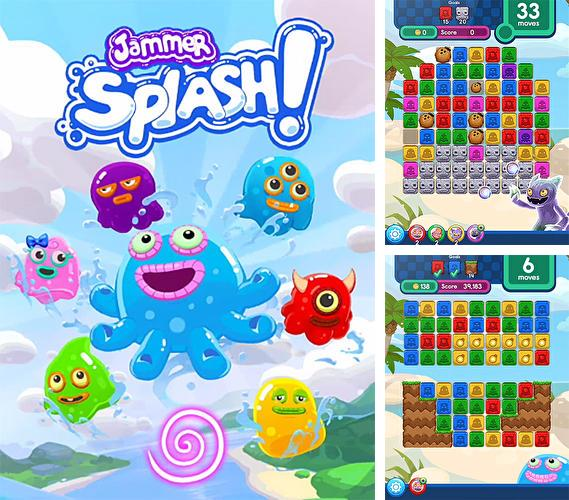 Jammer splash!