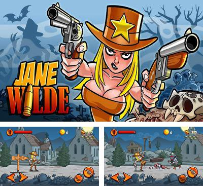 In addition to the game Save The Earth Monster Alien Shooter for Android phones and tablets, you can also download Jane Wilde for free.
