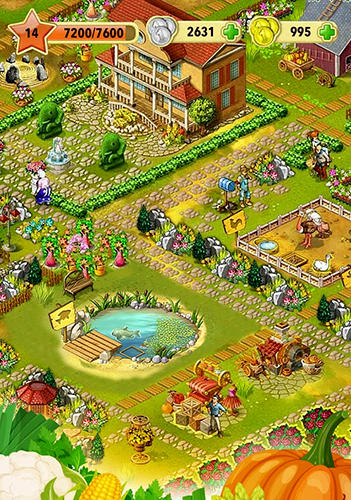 Baixe o jogo Jane's farm: Interesting game para Android gratuitamente. Obtenha a versao completa do aplicativo apk para Android Jane's farm: Interesting game para tablet e celular.