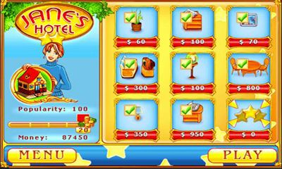 Download Jane's Hotel Android free game.