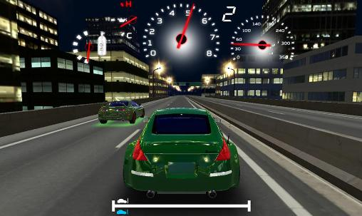 Screenshots do Japan drag racing - Perigoso para tablet e celular Android.