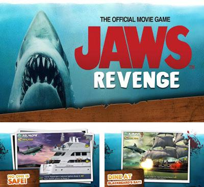 In addition to the game Death Worm for Android phones and tablets, you can also download Jaws Revenge for free.