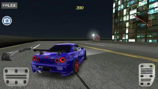 JDM: Drift night simulator screenshot 1