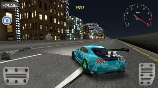 JDM: Drift night simulator screenshot 2