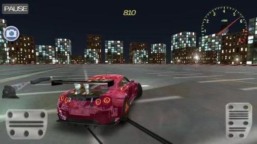 Screenshots von JDM: Drift night simulator für Android-Tablet, Smartphone.