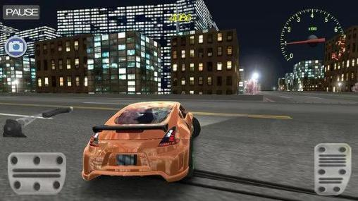 JDM: Drift night simulator screenshot 4