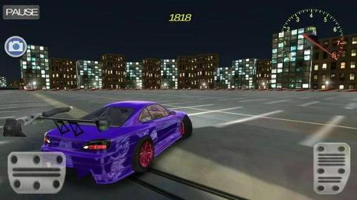 JDM: Drift night simulator screenshot 5